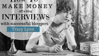 How to Make Money Off a Blog -  Simple Living Country Gal Interview