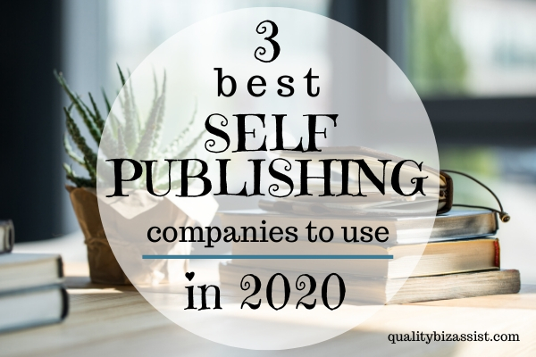 best self publishing companies to use in 2020